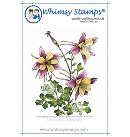 Wimsy Stamps Whimsy Stamps Columbine DA1007