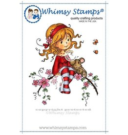 Whimsy Stamps Whimsy Stamps Sweet Blossom SZWS 103