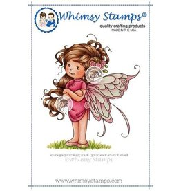 Wimsy Stamps Whimsy Stamps Summer Fairy SZWS132