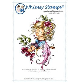 Whimsy Stamps Whimsy Stamps Rowan Fairy SZWS 155