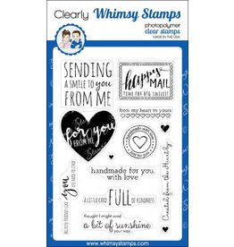 Wimsy Stamps Whimsy Stamps Handmade from me CWSN154