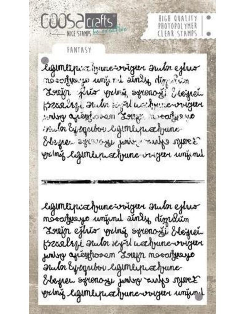 COOSA Crafts Clear Stamps COOSA Crafts clearstamps A6 - Fantasy Background