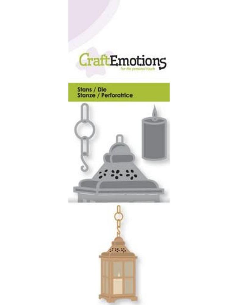 Craft Emotions CraftEmotions Die - lantaarn