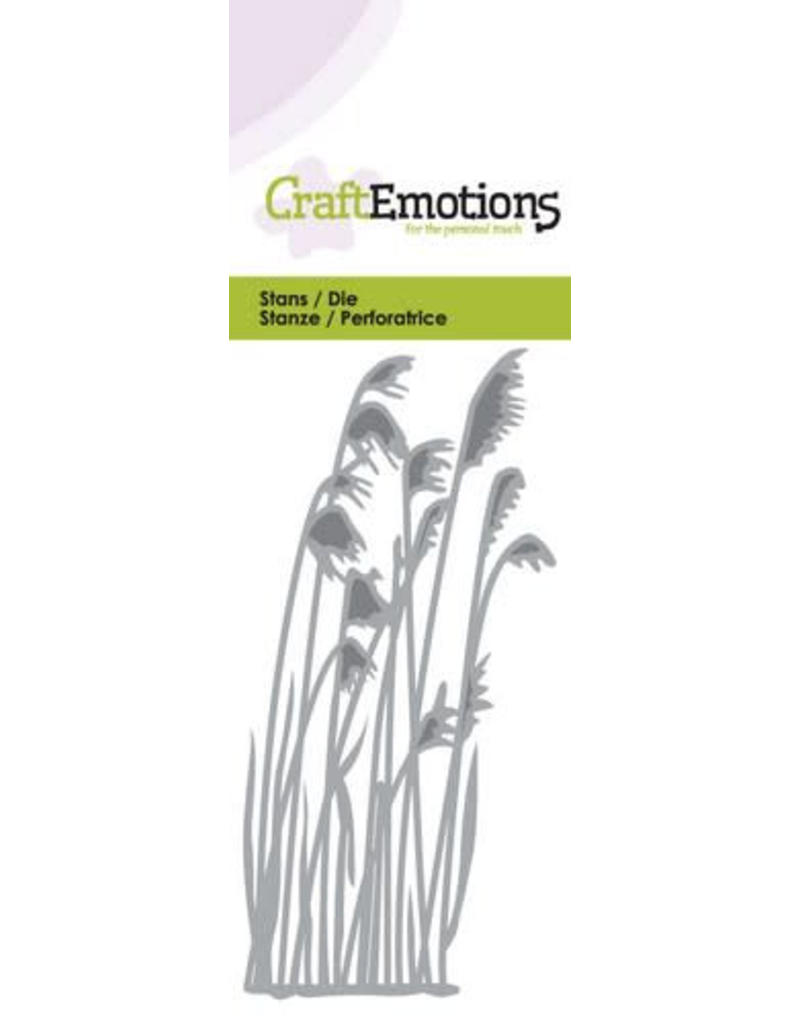 Craft Emotions CraftEmotions Die - rietpluimen