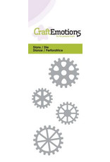 Craft Emotions CraftEmotions Die - tandwielen