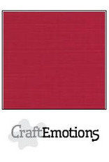 Craft Emotions CraftEmotions Karton A4 rood