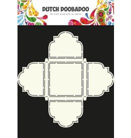 Dutch Doobadoo Box-Art Dutch Doobadoo Dutch Box Art stencil bonbon doosje