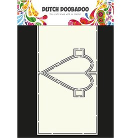 Dutch Doobadoo Card Art Dutch Doobadoo Dutch Card Art hart Pop Up