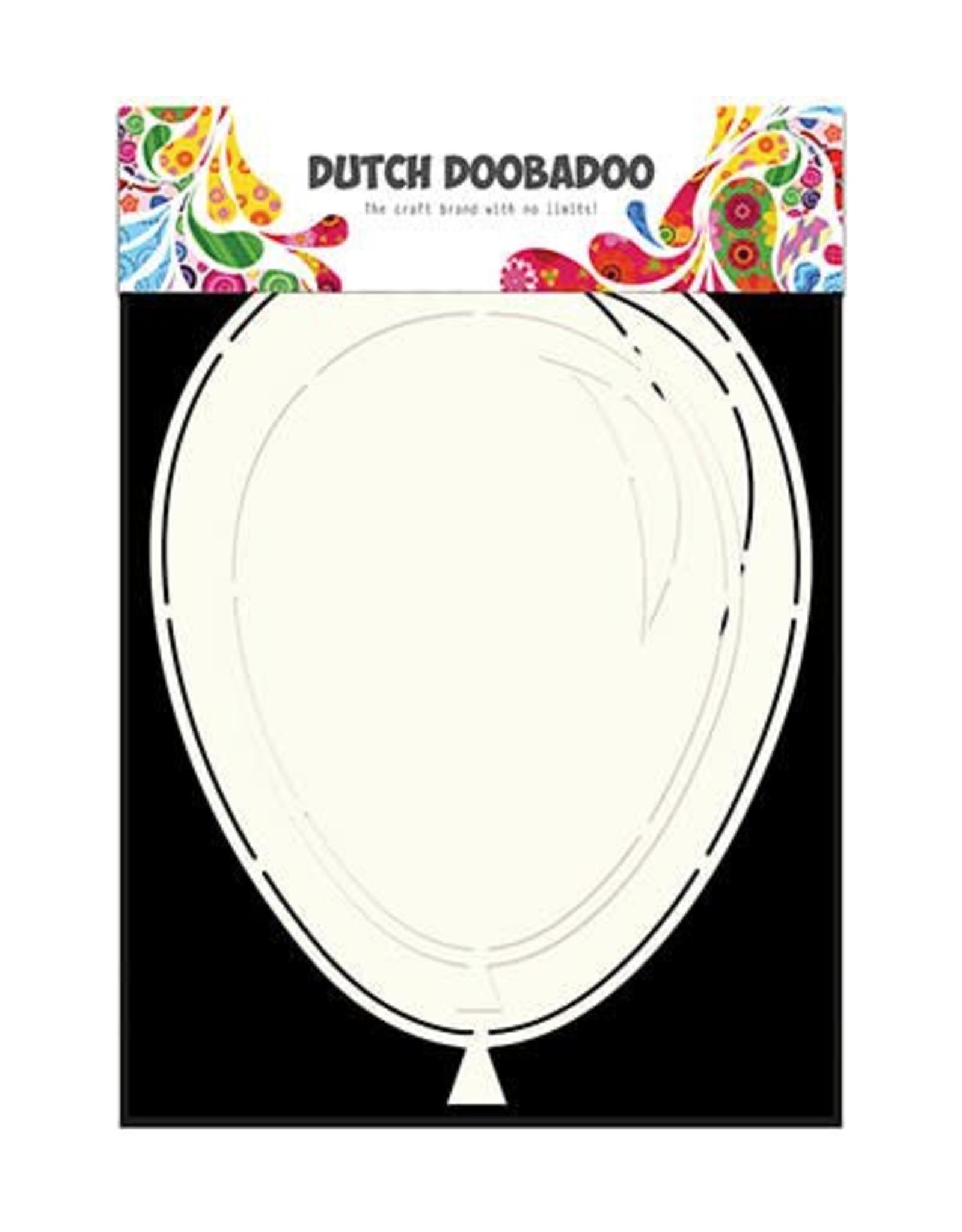 Dutch Doobadoo Card Art Dutch Doobadoo Dutch Card Art Stencil Ballonnen (2x) A5