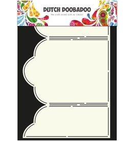 Dutch Doobadoo Card Art Dutch Doobadoo Dutch Card Art Stencil Triptech  A4