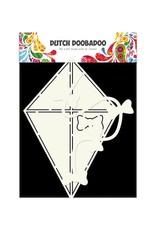 Dutch Doobadoo Card Art Dutch Doobadoo Dutch Card Art Stencil Vlieger A5