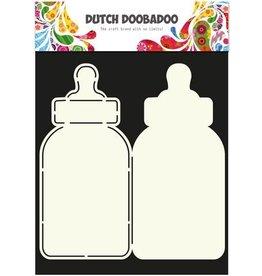 Dutch Doobadoo Card Art Dutch Doobadoo Dutch Card Art Stencil zuigfles A4
