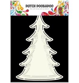 Dutch Doobadoo Card Art Dutch Doobadoo Dutch Card Art kerst boom (2x)