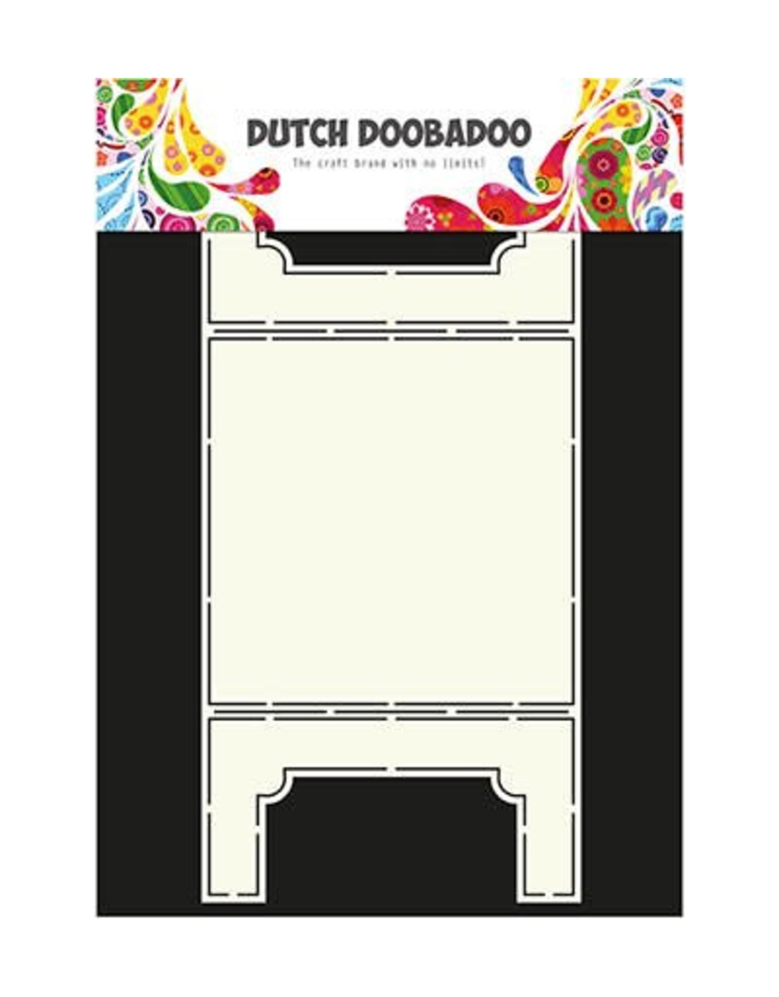 Dutch Doobadoo Card Art Dutch Doobadoo Dutch Card Art ticket