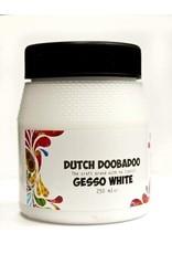 Dutch Doobadoo Gesso Dutch Doobadoo Dutch Gesso wit 250ML