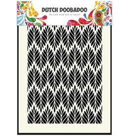 Dutch Doobadoo Mask Art Dutch Doobadoo Dutch Mask Art bloem bladeren