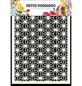 Dutch Doobadoo Mask Art Dutch Doobadoo Dutch Mask Art stencil  Sterren