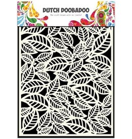 Dutch Doobadoo Mask Art Dutch Doobadoo Dutch Mask Art stencil bladeren  A5
