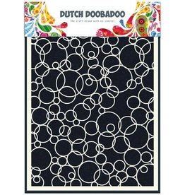 Dutch Doobadoo Mask Art Dutch Doobadoo Dutch Mask Art stencil bubbels 3 A5