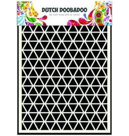 Dutch Doobadoo Mask Art Dutch Doobadoo Dutch Mask Art stencil driehoek A5