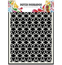 Dutch Doobadoo Mask Art Dutch Doobadoo Dutch Mask Art stencil Pijlen A5