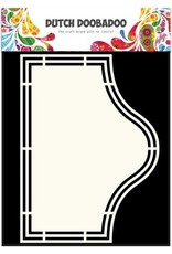 Dutch Doobadoo Shape Art Dutch Doobadoo Dutch Shape Art  Saphira