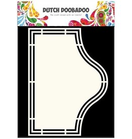 Dutch Doobadoo Shape Art Dutch Doobadoo Dutch Shape Art  Saphira