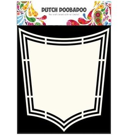 Dutch Doobadoo Shape Art Dutch Doobadoo Dutch Shape Art  schild