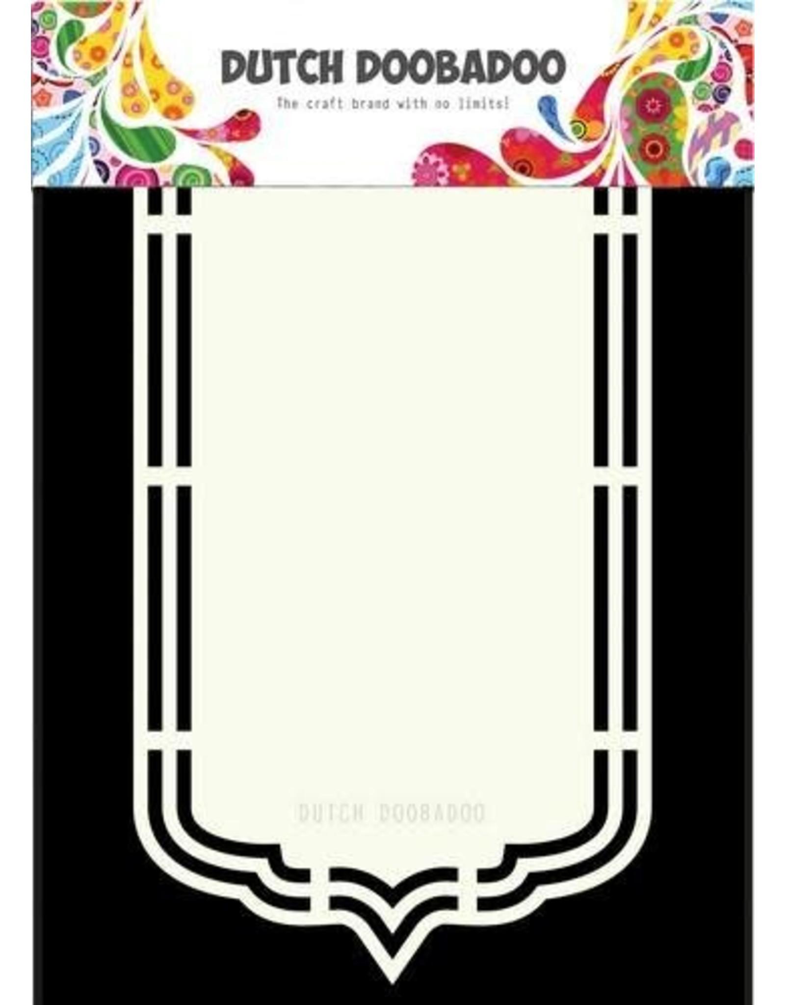 Dutch Doobadoo Shape Art Dutch Doobadoo Dutch Shape Art Bookmark