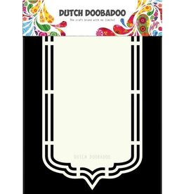 Dutch Doobadoo Shape Art Dutch Doobadoo Dutch Shape Art Bookmark