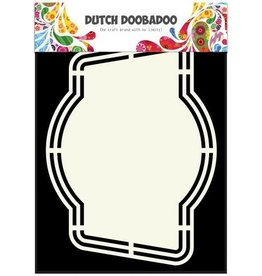 Dutch Doobadoo Shape Art Dutch Doobadoo Dutch Shape Art label 4 A5