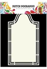 Dutch Doobadoo Shape Art Dutch Doobadoo Dutch Shape Art label 5 A5