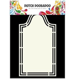 Dutch Doobadoo Shape Art Dutch Doobadoo Dutch Shape Art label 5 A5