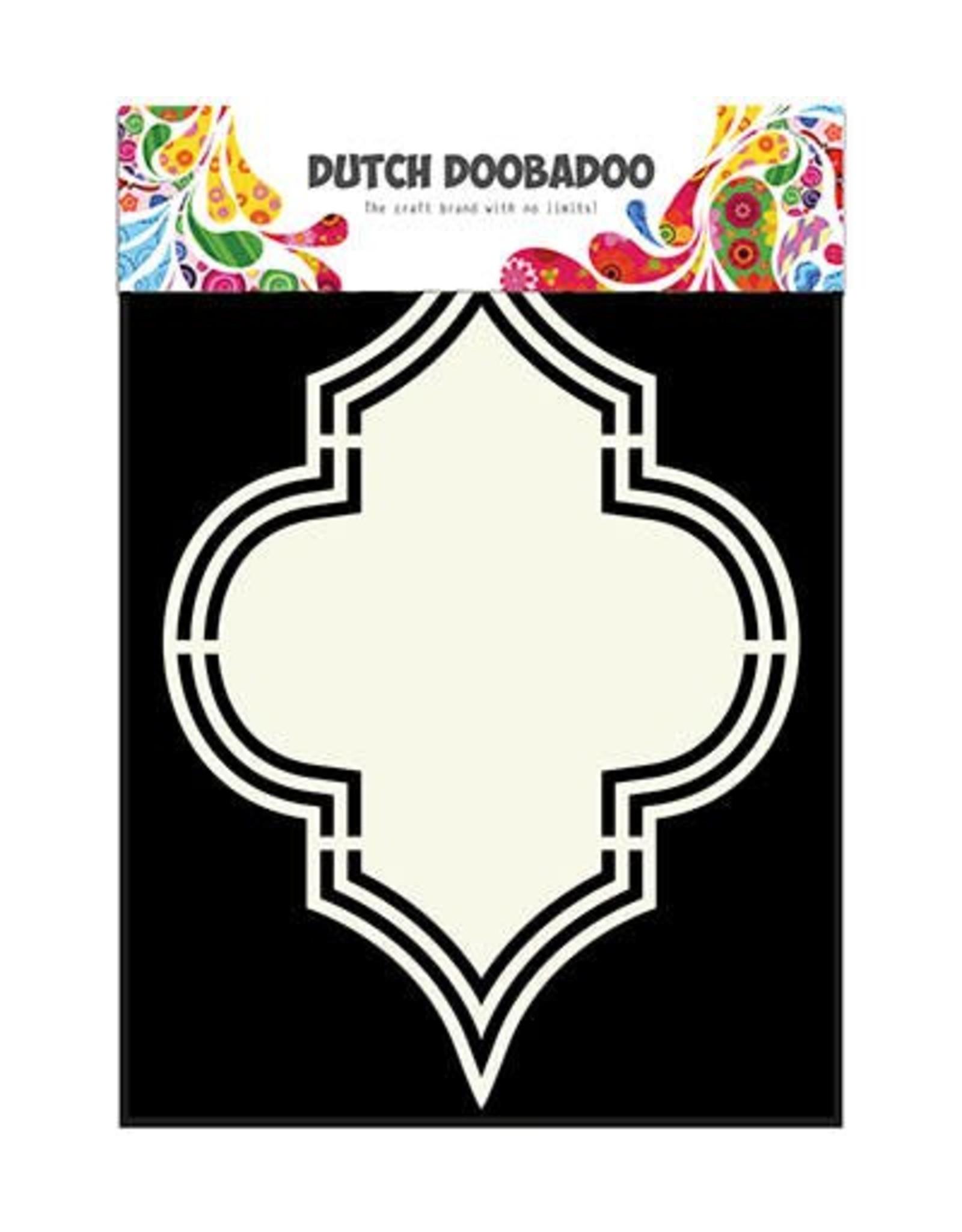 Dutch Doobadoo Shape Art Dutch Doobadoo Dutch Shape Art Morocco A5