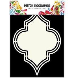 Dutch Doobadoo Shape Art Dutch Doobadoo Dutch Shape Art Morocco A5
