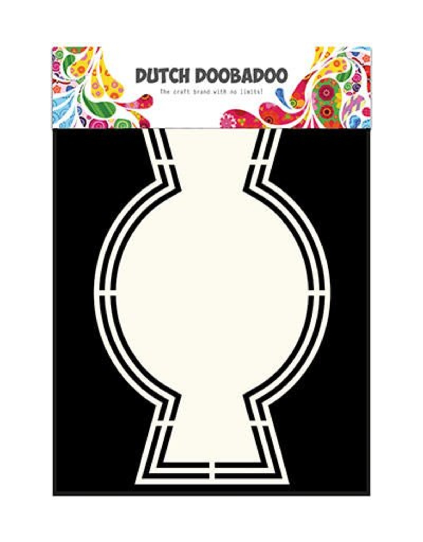 Dutch Doobadoo Shape Art Dutch Doobadoo Dutch Shape Art snoepje