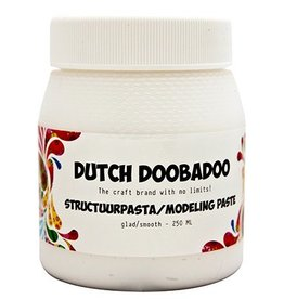 Dutch Doobadoo Paste Dutch Doobadoo Dutch Structure Paste Smooth 250ml