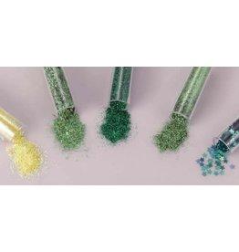 Schutmaterialen Glitterset assorti Caribean 1.8 GR 5 ST