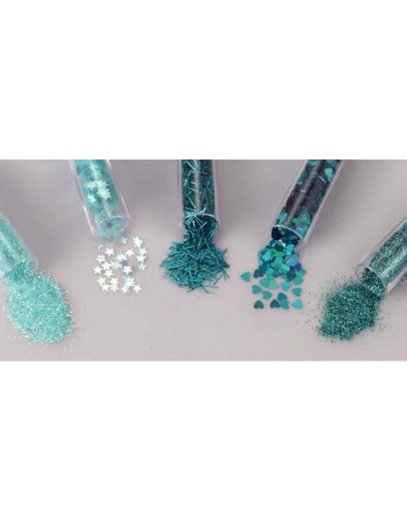 Schutmaterialen Glitterset assorti Fairy Tale 1.8 GR 5 ST