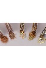 Schutmaterialen Glitterset assorti Gala 1.8 GR 5 ST