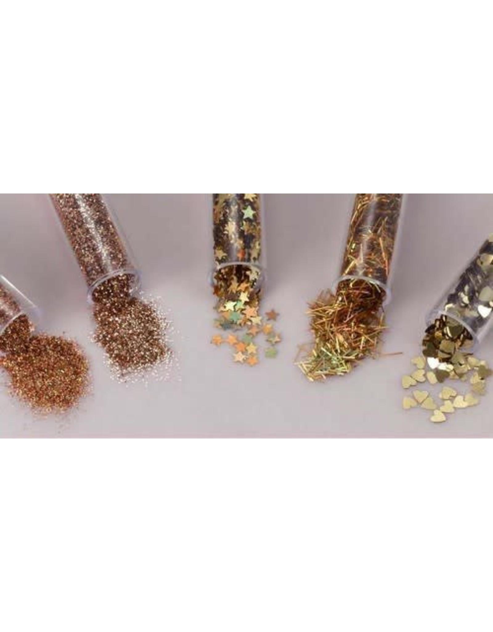 Schudmaterialen Glitterset assorti Gala 1.8 GR 5 ST
