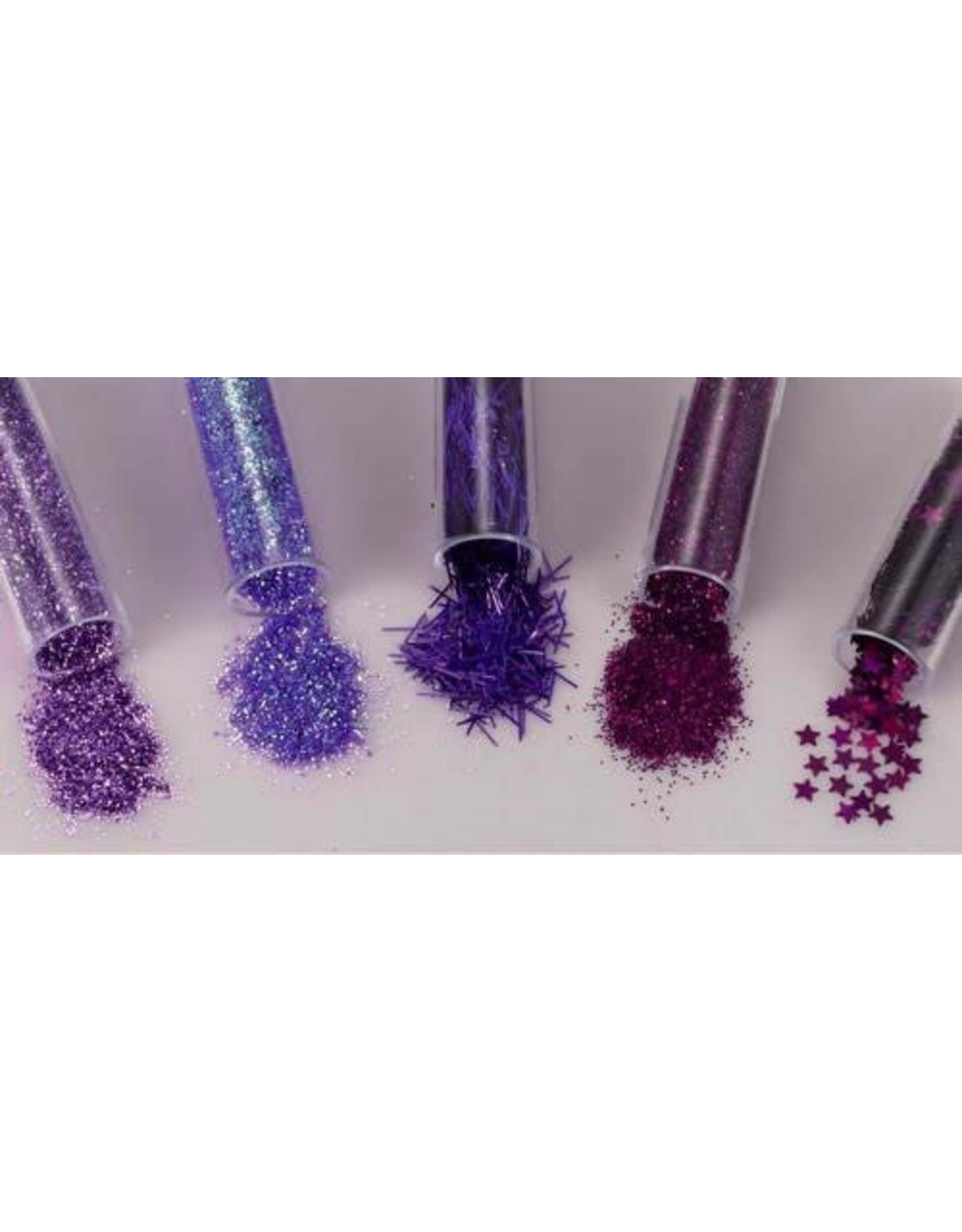 Schudmaterialen Glitterset assorti Magic 1.8 GR 5 ST