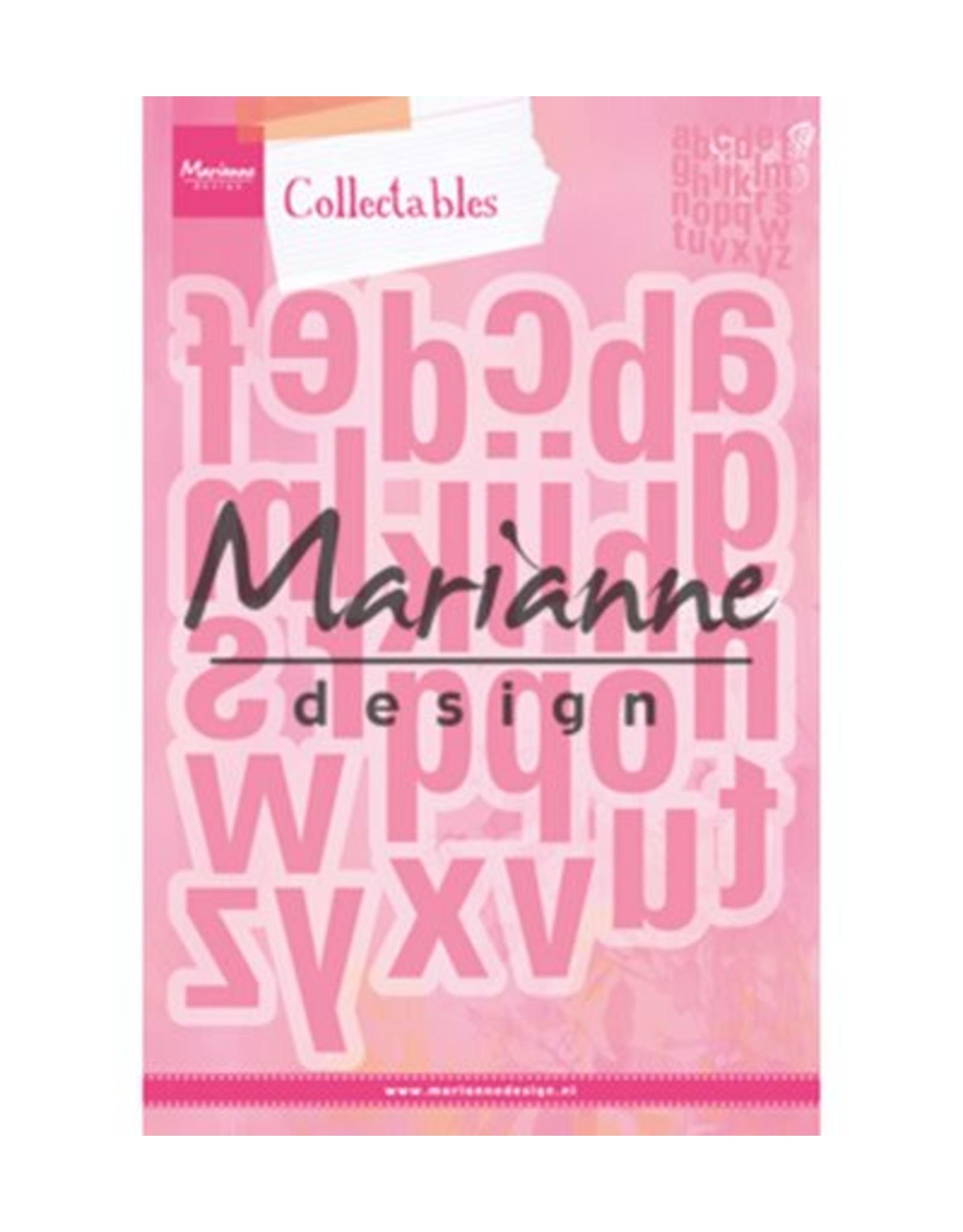 Marianne Design Marianne D Collectable Alfabet XXL COL1449