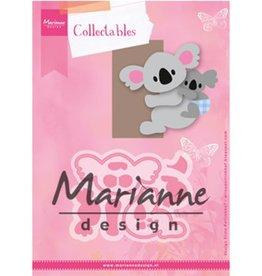 Marianne Design Marianne D Collectable Eline's koala & baby