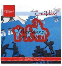 Marianne Design Marianne D Creatable Sint & Piet