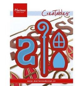 Marianne Design Marianne D Creatable Sinterklaas (NL)