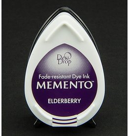 Memento Dew Drop Memento Dew Drop inktkussen Elderberry