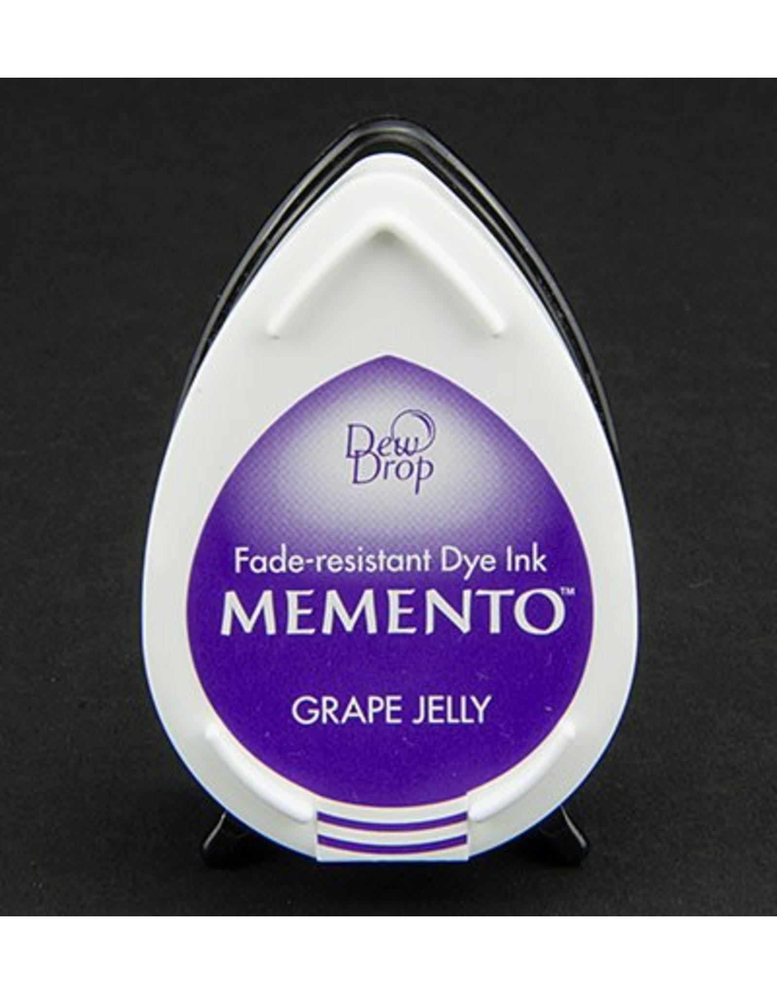 Memento Dew Drop Memento Dew Drop inktkussen Grape Jelly