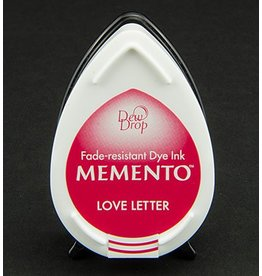 Memento Dew Drop Memento Dew Drop inktkussen Love Letter