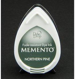 Memento Dew Drop Memento Dew Drop inktkussen Northern Pine